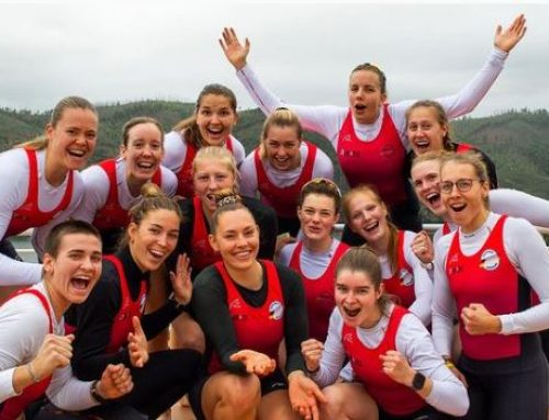Ruderclub Deutschland unterstützt das Frauenriemen Team Deutschland