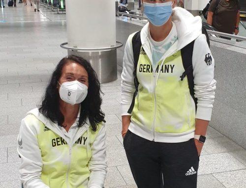 Sylvia Pille-Steppat aus Tokyo zurückgekehrt